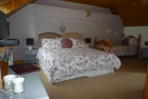 bed 1 wide shot